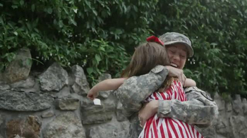 Band-Aid TV Spot, 'Help Support Our Veterans at Team Red, White & Blue' - Thumbnail 8