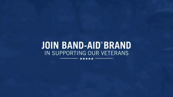 Band-Aid TV Spot, 'Help Support Our Veterans at Team Red, White & Blue' - Thumbnail 9