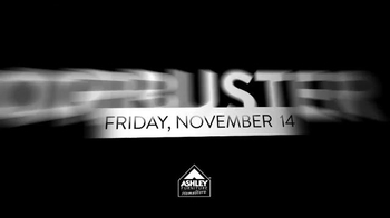 Ashley Furniture Homestore One Day Only Doorbuster TV Spot, 'November 14' - Thumbnail 3