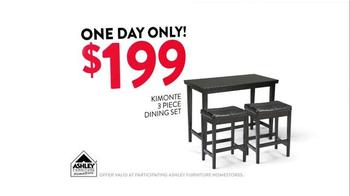 Ashley Furniture Homestore One Day Only Doorbuster TV Spot, 'November 14' - Thumbnail 5