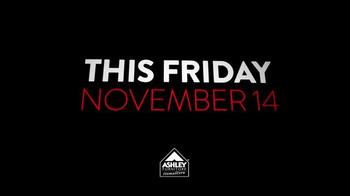 Ashley Furniture Homestore One Day Only Doorbuster TV Spot, 'November 14' - Thumbnail 7