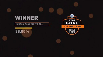 Major League Soccer TV Spot, '2014 AT&T Goal of the Year' - Thumbnail 9