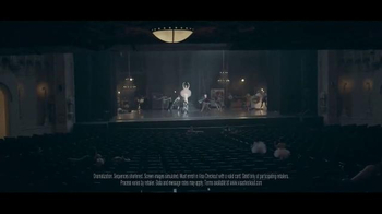 VISA Checkout TV Spot, 'Nutcracker' Featuring Maria Kochetkova - 2530 commercial airings