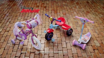 Huffy Disney Junior Bikes, Scooters & Tricycles TV Spot, 'Most Fun Ever' - Thumbnail 9