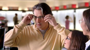 Visionworks Fashion Frames Clearance TV Spot, 'Your Best Face' - Thumbnail 3