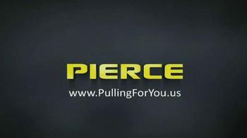 Pierce TV Spot, 'Pulling For You' - Thumbnail 9
