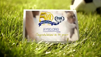 AYSO TV Spot, '50th Anniversary' Featuring Eric Wynalda - Thumbnail 10