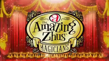 The Amazing Zhus TV Spot, 'Card Tricks' - Thumbnail 1
