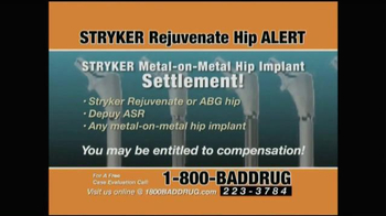 Pulaski & Middleman TV Spot, 'Hip Implant Alert' - Thumbnail 7