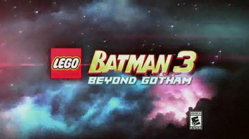 LEGO Batman 3: Beyond Gotham TV Spot, \'New World\'