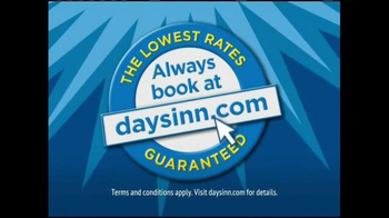 Days Inn TV Spot, 'Getaway, Right Away' Song by Jess Penner - Thumbnail 8