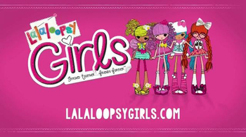 Lalaloopsy Girls TV Spot, 'Welcome to LALA Prep School' - Thumbnail 10