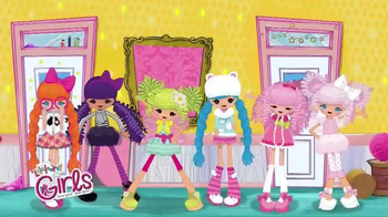 Lalaloopsy Girls TV Spot, 'Welcome to LALA Prep School' - Thumbnail 2