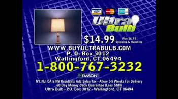 Ultra Bulb TV Spot - Thumbnail 10