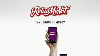 Retailmenot.com TV Spot, 'Jolly Holiday Deals' - Thumbnail 8