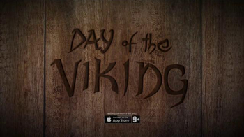 Day of the Viking TV Spot, 'Don't Let Them In' - Thumbnail 10