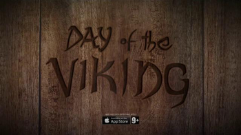 Day of the Viking TV Spot, 'Don't Let Them In' - Thumbnail 9