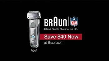 Braun TV Spot, 'Face Yourself' Featuring Russell Wilson - Thumbnail 9