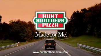Hunt Brothers Pizza TV Spot, 'Life on the Road' - Thumbnail 10