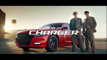 2015 Dodge Charger TV Spot, 'Ahead of Their Time' - Thumbnail 10