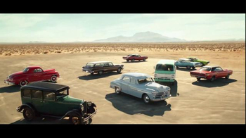 2015 Dodge Charger TV Spot, 'Ahead of Their Time' - Thumbnail 9