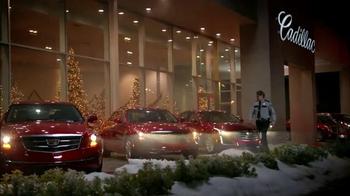 Cadillac Season's Best Event TV Spot, 'Holiday Spirit' - Thumbnail 4