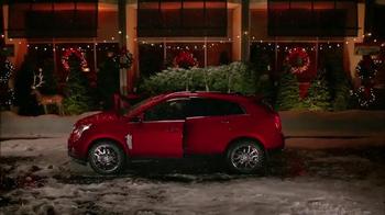 Cadillac Season's Best Event TV Spot, 'Holiday Spirit' - Thumbnail 5