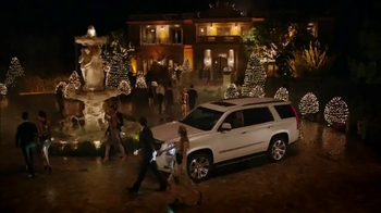 Cadillac Season's Best Event TV Commercial, 'Holiday ...