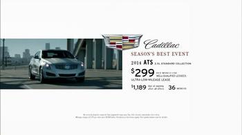 Cadillac Season's Best Event TV Spot, 'Holiday Spirit' - Thumbnail 8