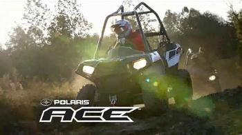 Polaris Holiday Sales Event TV Spot, 'Off-Road Vehicles' - Thumbnail 2