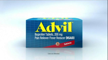 Advil TV Spot, 'Fact' - Thumbnail 3