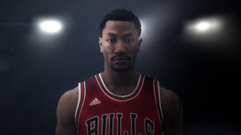 adidas D Rose 5 Boost TV Spot, 'Dunk' Featuring Derrick Rose - 48 commercial airings