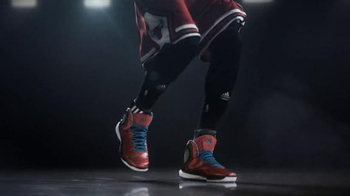 adidas D Rose 5 Boost TV Spot, 'Dunk' Featuring Derrick Rose - Thumbnail 5