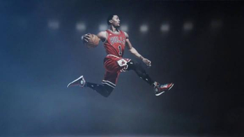 adidas D Rose 5 Boost TV Spot, 'Dunk' Featuring Derrick Rose - Thumbnail 7