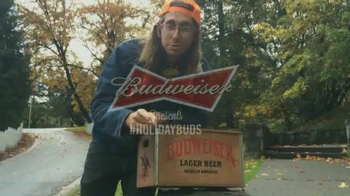 Budweiser TV Spot, 'Round Up Your #HolidayBuds' - Thumbnail 2