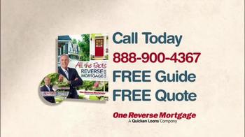 One Reverse Mortgage TV Spot, 'Largest Asset' - Thumbnail 10