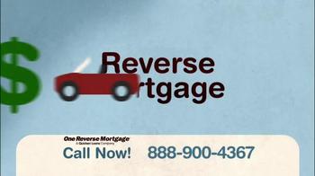 One Reverse Mortgage TV Spot, 'Largest Asset' - Thumbnail 3