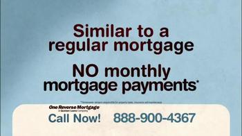 One Reverse Mortgage TV Spot, 'Largest Asset' - Thumbnail 4