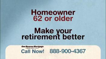 One Reverse Mortgage TV Spot, 'Largest Asset' - Thumbnail 5