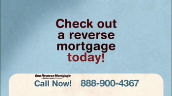 One Reverse Mortgage TV Spot, 'Largest Asset' - Thumbnail 6