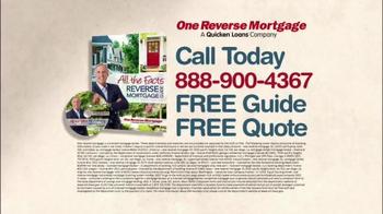 One Reverse Mortgage TV Spot, 'Largest Asset' - Thumbnail 7