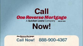 One Reverse Mortgage TV Spot, 'Largest Asset' - Thumbnail 9