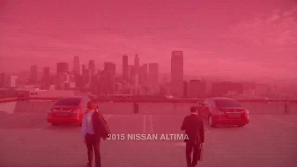 2015 Nissan Altima TV Commercial, 'Showdown' Song by Ennio ...