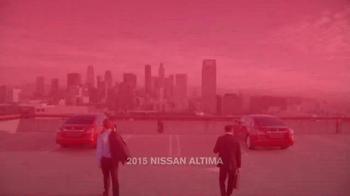 2015 Nissan Altima TV Spot, 'Showdown' Song by Ennio Morricone - Thumbnail 1