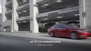 2015 Nissan Altima TV Spot, 'Showdown' Song by Ennio Morricone - Thumbnail 3