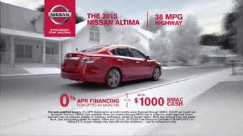 2015 Nissan Altima TV Spot, 'Showdown' Song by Ennio Morricone - Thumbnail 5