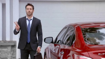 2015 Nissan Altima TV Spot, 'Showdown' Song by Ennio Morricone