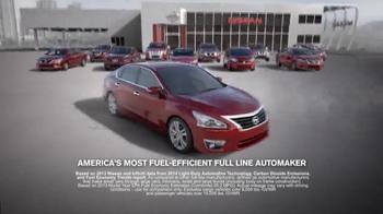 2015 Nissan Altima TV Spot, 'Showdown' Song by Ennio Morricone - Thumbnail 9
