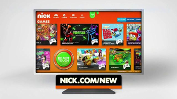 Nick.com TV Spot - Thumbnail 2