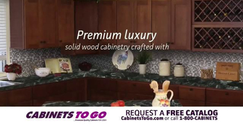 Cabinets To Go TV Spot, 'Passing the Savings Onto You' - Thumbnail 2